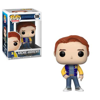 Funko Pop ! Television 586 - Riverdale - Archie Andrews