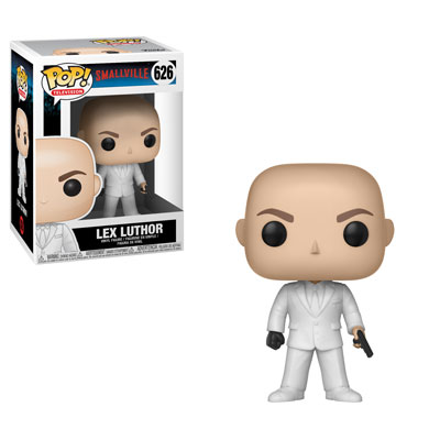 Pop ! Television 626 - Smallville - Lex Luthor