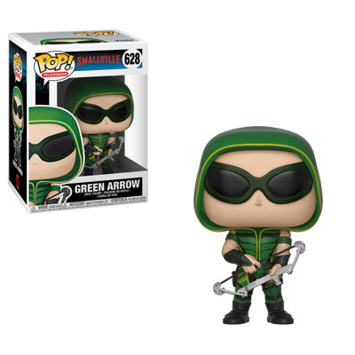 Pop ! Television 628 - Smallville - Green Arrow