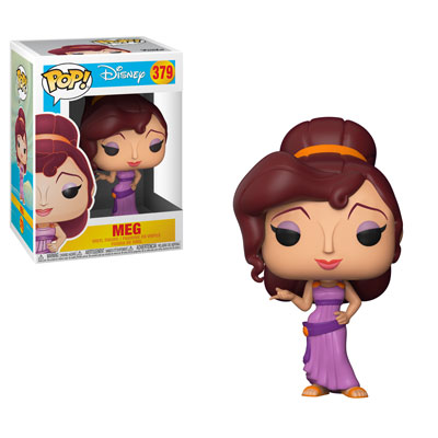 Pop ! Disney 379 - Hercules - Meg
