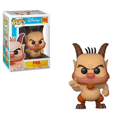 Pop ! Disney 380 - Hercules - Phil