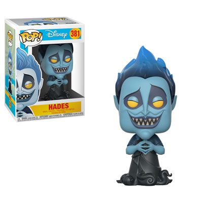 Pop ! Disney 381 - Hercules - Hades