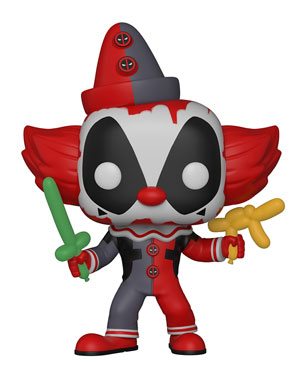Pop ! Marvel - Deadpool - Deadpool Clown