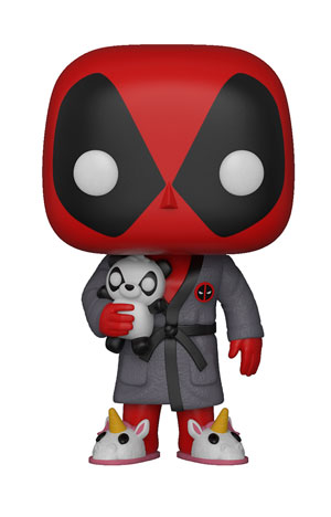 Pop ! Marvel - Deadpool - Deadpool in Robe