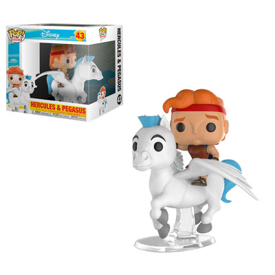 Pop ! Rides 43 - Hercules - Hercules with Pegasus